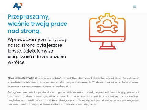 Elektryka-atat.pl internetowy sklep elektryczny