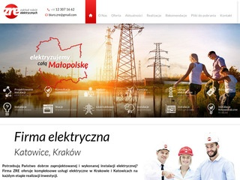 ZRE - projektowanie instalacji elektrycznych