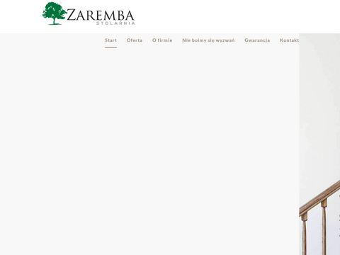 Zaremba-meble.pl schody Poznań