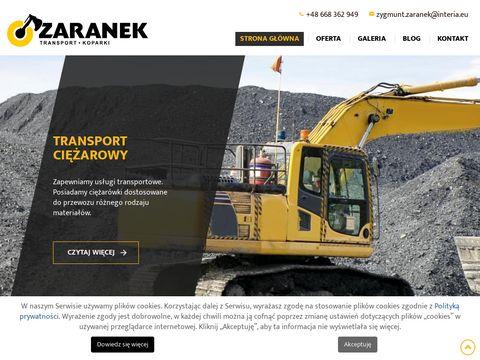 Zaranek-transport.pl