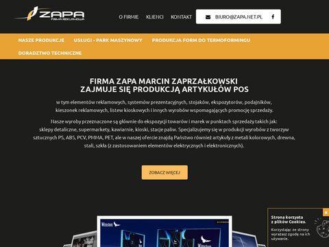 Zapa.net.pl reklama