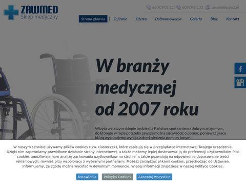 Zawmedsklepmedyczny.pl
