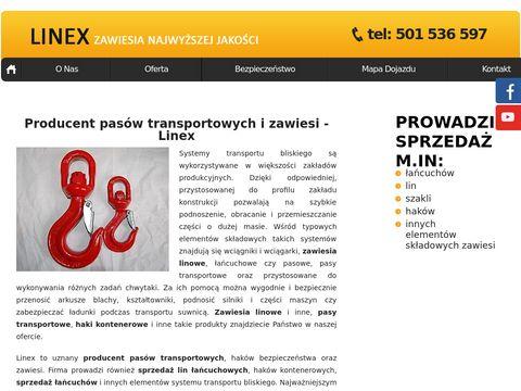 Zawiesialinex.pl