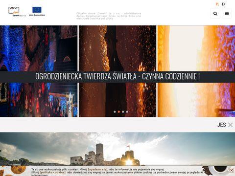 Zamek sp. z o.o. imprezy integracyjne Ogrodzieniec
