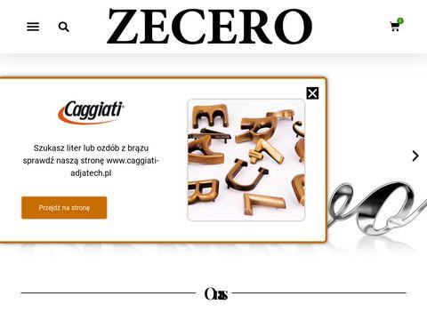 Zecero.pl wyroby z brązu