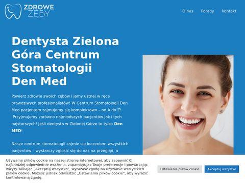 Zdrowe-zeby.com olśnij wszystkich uśmiechen