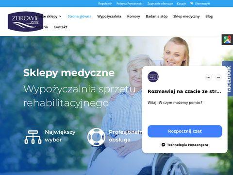 Zdrowie.naklo.pl sklep medyczny