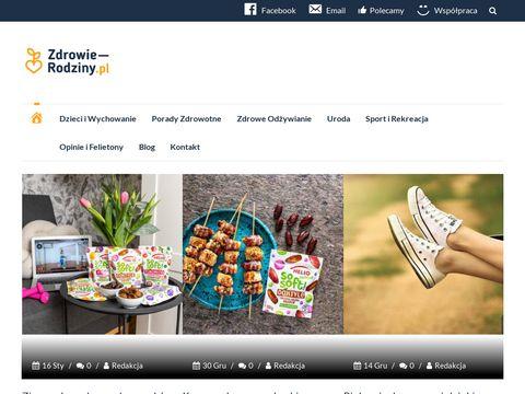 Zdrowie-rodziny.pl portal dla rodziców