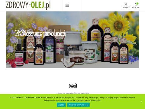 Zdrowy-olej.pl sklep z olejami