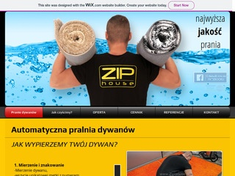 Ziphouse.pl - pranie dywanów Bydgoszcz