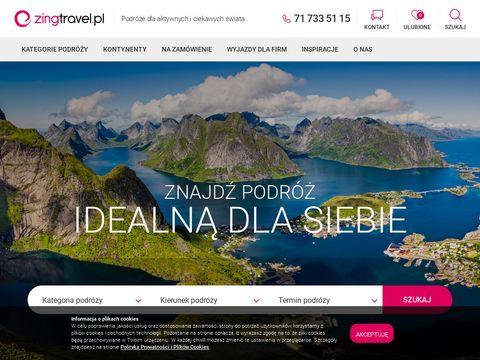 Zingtravel.pl wyprawy