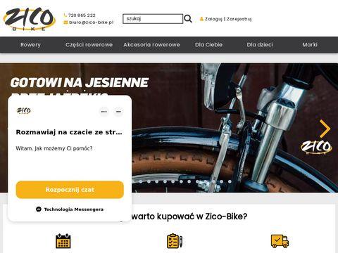 Zico-bike.pl internetowy sklep rowerowy