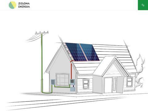 Zielonae.pl projektowanie instalacji