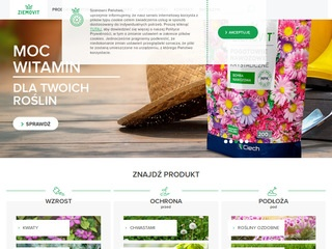 Ziemovit.pl środki ochrony roślin