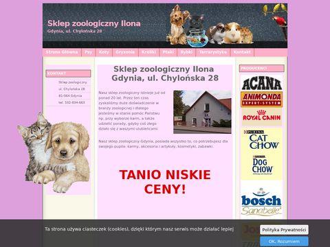 Sklep zoologiczny Gdynia