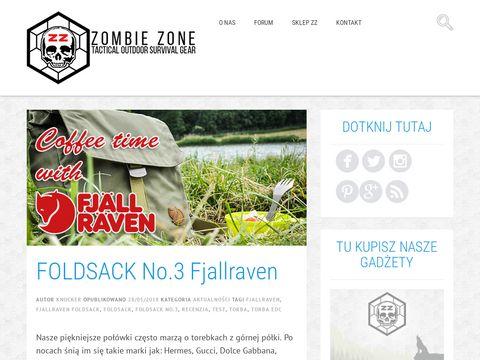 Zombie-zone.pl survival