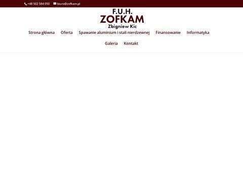 Zofkam napędy do bram Szczecin