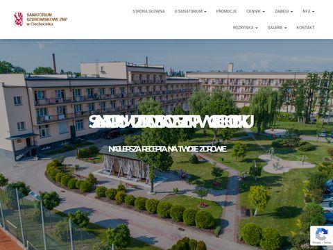 Znpciechocinek.pl - sanatorium uzdrowiskowe