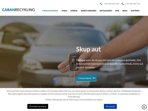 Zlomowaniepojazdow.com