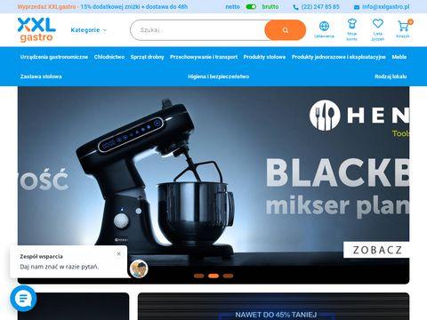 XXLgastro - urządzenia chłodnicze i grzewcze