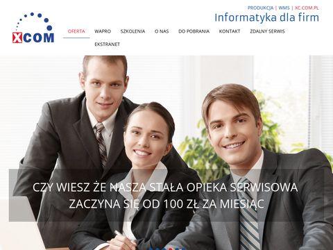 Xc.com.pl - Audyt bezpieczeństwa it
