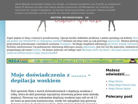 Superpiękna.pl porady kosmetyczne i zdrowotne