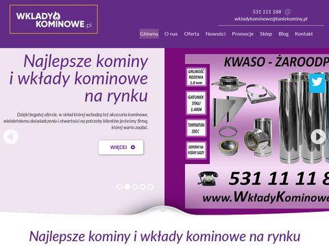 Wkładykominowe.pl