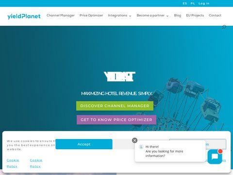 Yieldplanet.com revenue management