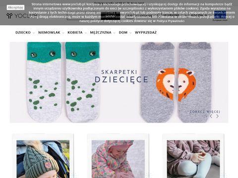 Yoclub.pl producent ubranek dla dzieci