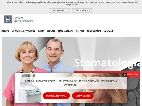 Rpdent.pl zdrowe zęby dentysta Łódź
