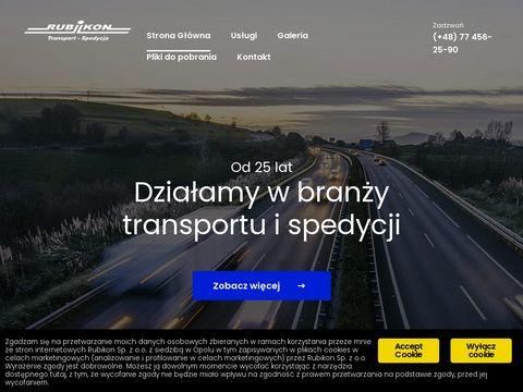 Transport Opolski – nowoczesny tabor – RUBIKON
