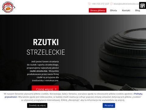 Rzutkistrzeleckie.com producent