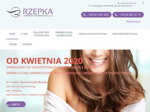 Rzepka.lek-med.pl - ginekolog Gorzów Wielkopolski