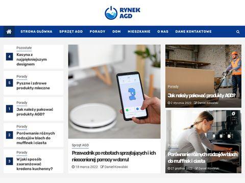 RynekAGD.pl - praktycznie w każdym domu