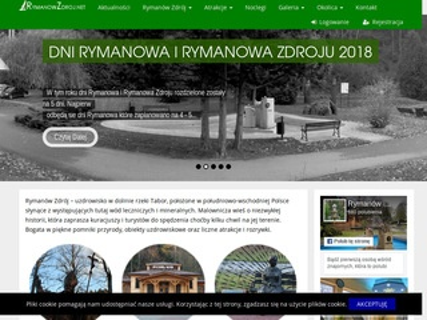 Rymanowzdroj.net basen Kryty