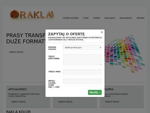 Rakla-kolor.pl