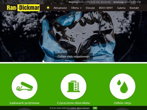 Ran-dickmar.com.pl serwis separatorów