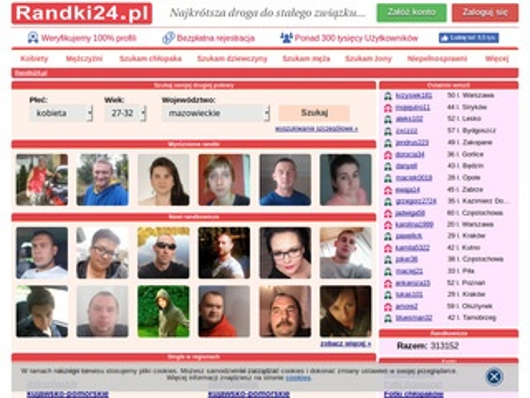 Randki24.pl - skuteczny portal randkowy
