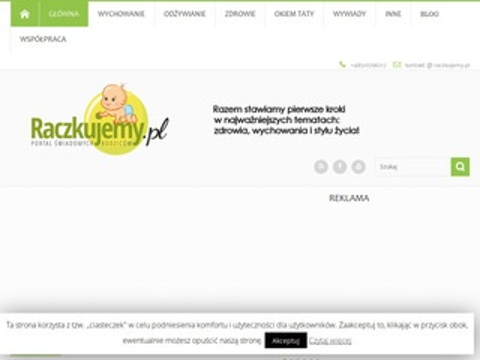 Raczkujemy.pl - blog parentingowy