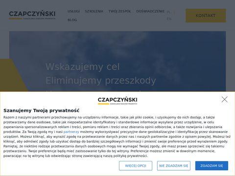 Radca-prawny-czapczynski.pl