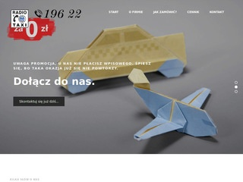 Radiotaxi.szczecin.pl