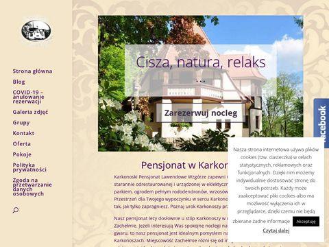 Rezydencjalawendowewzgorze.pl Zachełmie