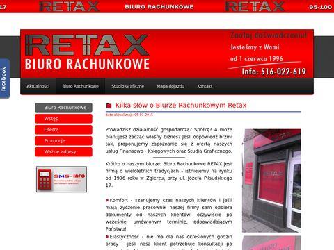 Retax Biuro Rachunkowe