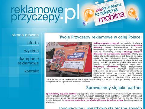 Reklamowe-przyczepy.pl