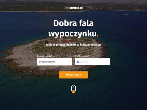 Rejsomat.pl Chorwacja Hiszpania Karaiby