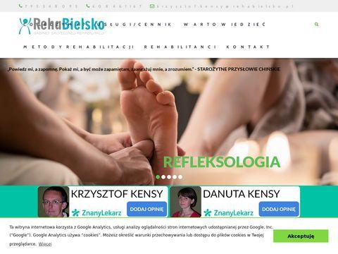 Rehabielsko.pl rehabilitacja Bielsko Biała