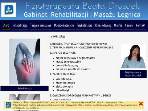 Rehabilitacjamasaz.legnica.pl