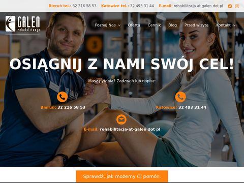 Rehabilitacja.galen.pl Katowice