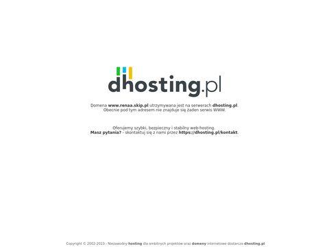 Witryna o zagęszczaniu włosów w Krakowie