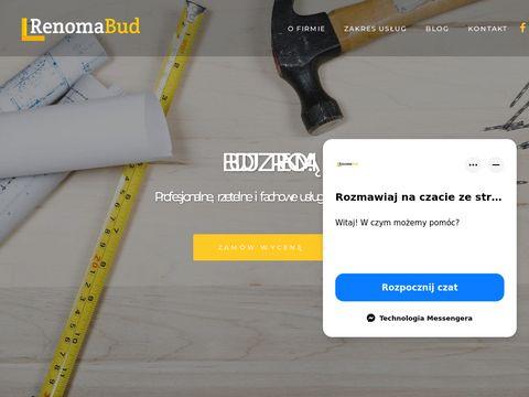 Renomabud.pl nadzór budowlany